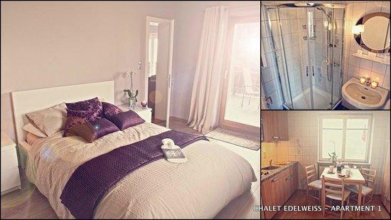 Edelweiss Ski Chalet & Spa: Apartment 1