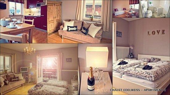 Edelweiss Ski Chalet & Spa: Apartment 2