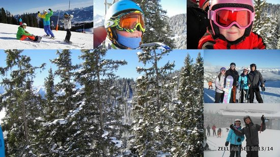 Edelweiss Ski Chalet & Spa: Guests @ Zell am See 13/14 Winter Season