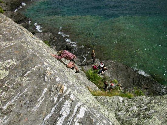 Southern Outdoor Instruction : Rock Climbing Queenstown
