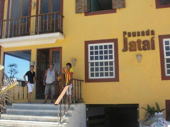 Pousada Jatai: Frente