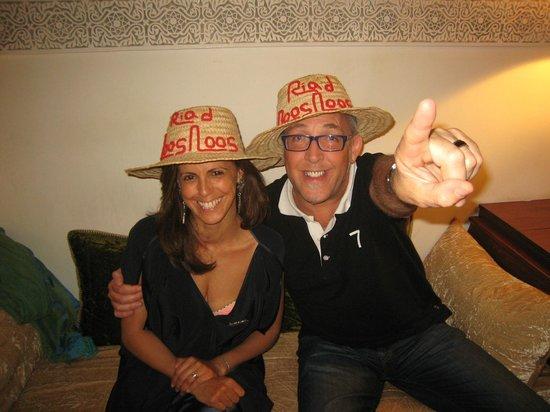 Riad Noos Noos : Attention jeunes mariés !!
