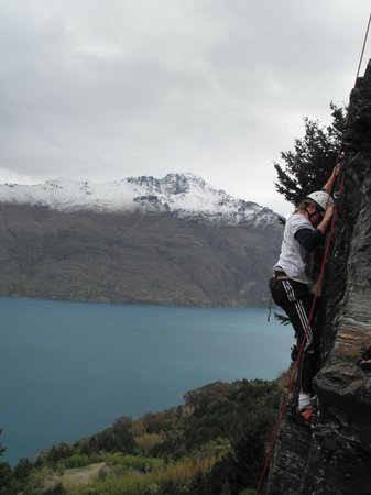 Southern Outdoor Instruction: Climbing Queenstown