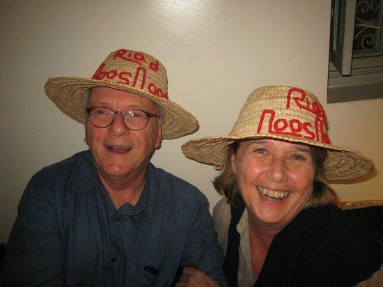 Riad Noos Noos : Isabelle et François