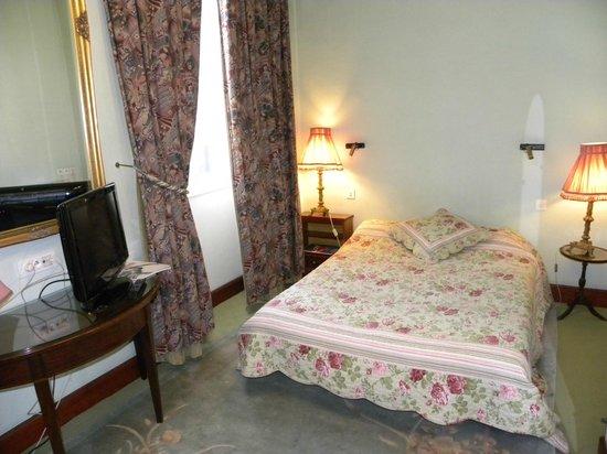 Citotel Marie Stuart : ma chambre