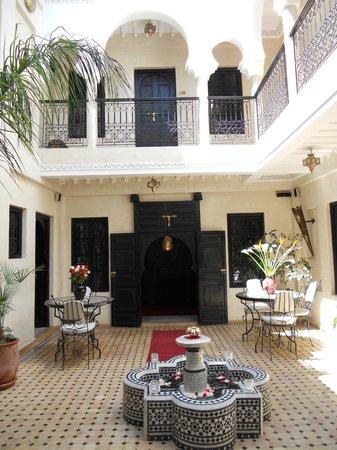 Riad Palais Delia : etages