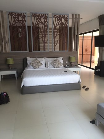 Cae Villa Hua Hin : Our room. Villa number 5