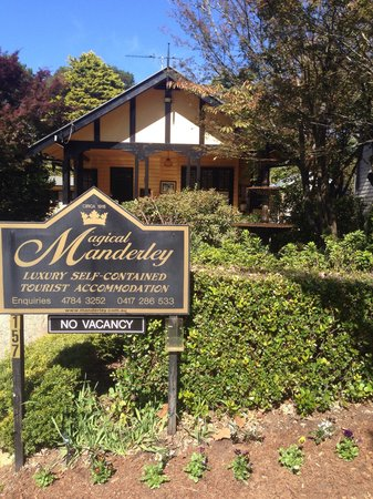 Magical Manderley: Exterior gardens
