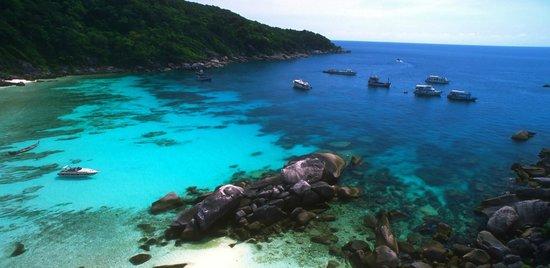 Siam Dive n Sail: Similan Islands, Thailand
