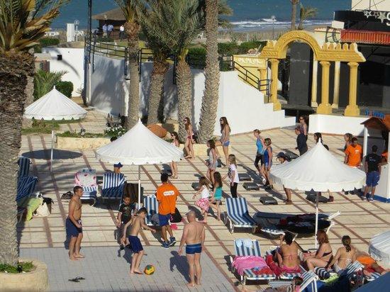 Al Jazira Beach & Spa: Aérobic