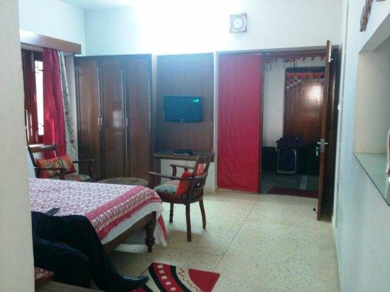 All Seasons Homestay Jaipur : Room