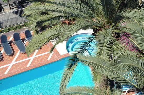 Hotel Torino Wellness & Spa: Pool