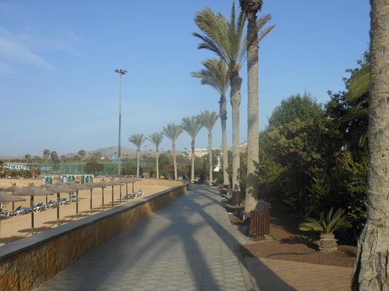 Barceló Fuerteventura Thalasso Spa: passeggiata