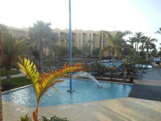 Barceló Fuerteventura Thalasso Spa: piscina interna hotel