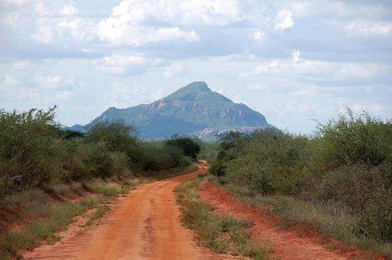 Ithumba Camp: Umgebung des Camps