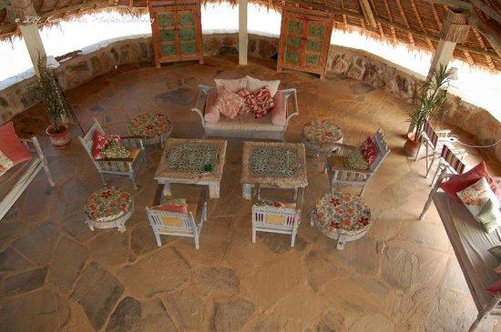 Ithumba Camp: In der großen Halle