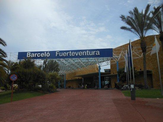 Barcelo Fuerteventura Thalasso Spa : ingresso Barcelò