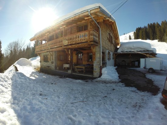 Above All Chalet Co: Home from home