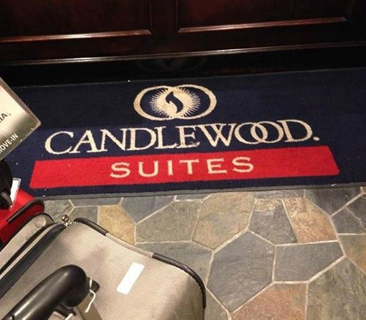 Candlewood Suites New York City Times Square: Lobby