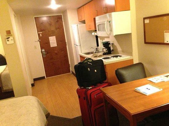 Candlewood Suites New York City Times Square: my room
