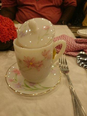 Palm Village Resort & Spa: Tea Cup