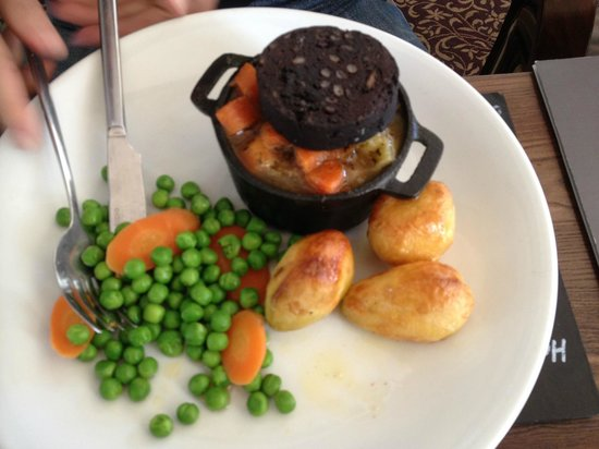 Shepherds Inn Langwathby: lamb tattie pot