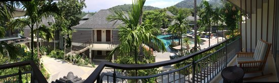 Mandarava Resort and Spa : View from room.