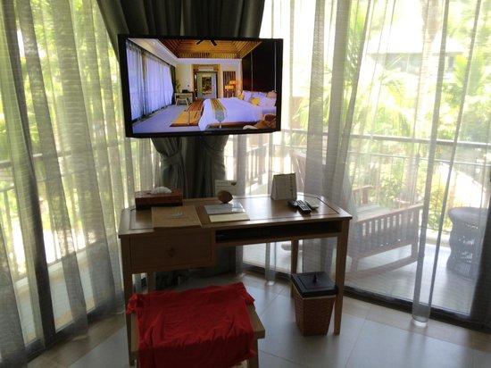 Mandarava Resort and Spa : Decent look.