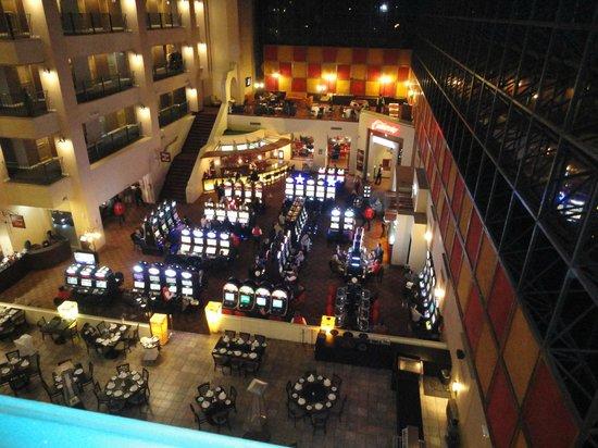 Hotel Pueblo Amigo Plaza & Casino: El casino