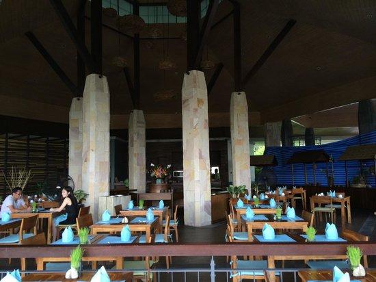Mandarava Resort and Spa : Breakfast/Dining Hall.