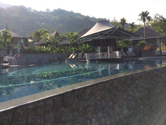Mandarava Resort and Spa : Swimming pool,