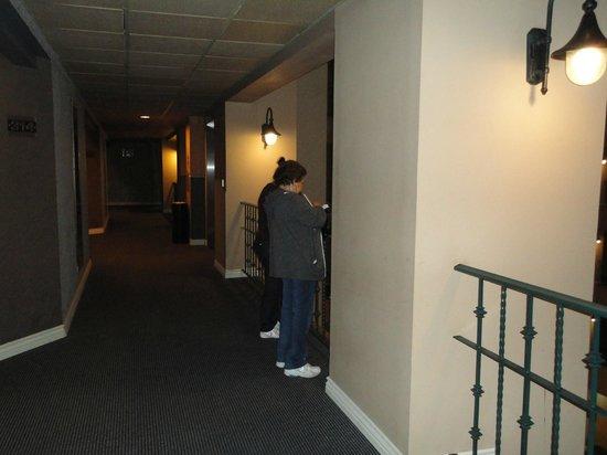 Hotel Pueblo Amigo Plaza & Casino: Por los pasillos