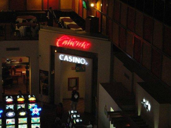 Hotel Pueblo Amigo Plaza & Casino: Casino