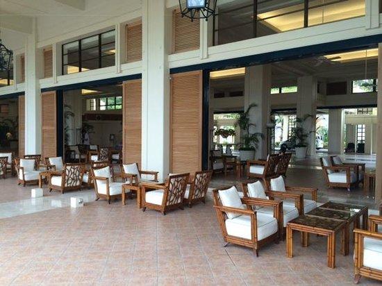 The Busena Terrace: terrace