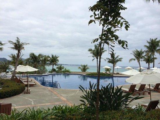 The Busena Terrace: pool