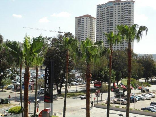 Hotel Pueblo Amigo Plaza & Casino: Vista al exterior