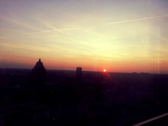 The Hotel - Brussels: Sunset