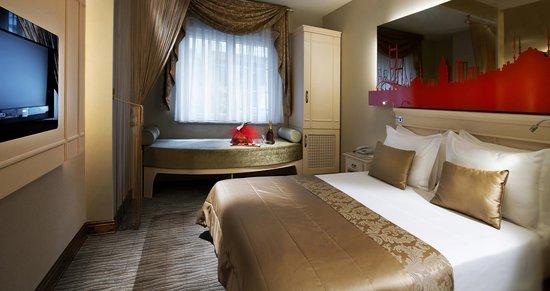 Yasmak Sultan Hotel: Double/Twin room