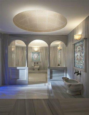 Yasmak Sultan Hotel: Turkish Bath