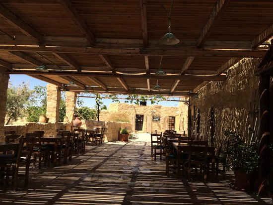Taybet Zaman Hotel and Resort : Sahtain Restaurant