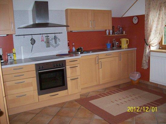 Haus Loidl: Wohnung-Küche
