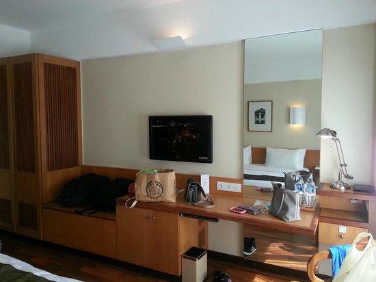 Padma Hotel Bandung: Room