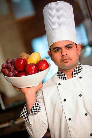 Hotel La Suite: Chef