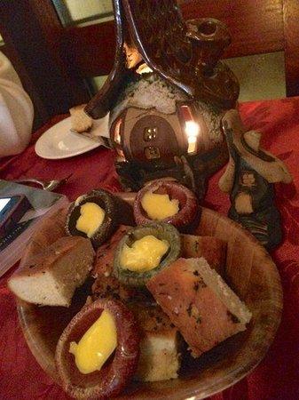 Hotel Smyrlabjorg: Bread & butter