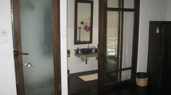 BanThai Village : sdb WC