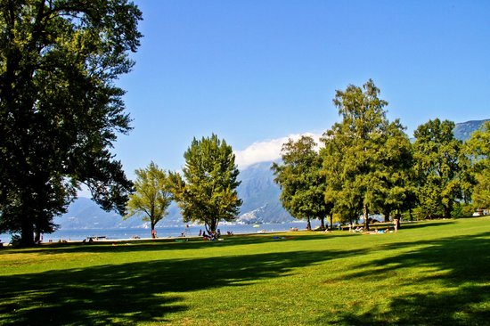 Lido Ascona - 2018 All You Need to Know Before You Go (with Photos ...