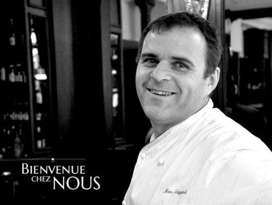 Le Petit Medicis: Le Chef Marc Seignard