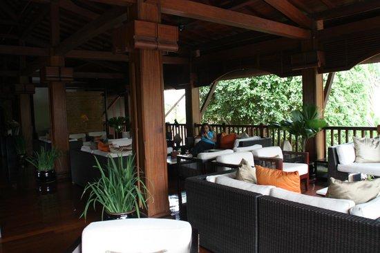 Belmond La Résidence d'Angkor : Bar
