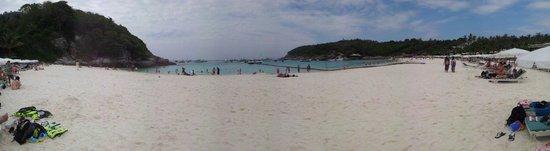 Koh Racha Yai : Panorama paradis