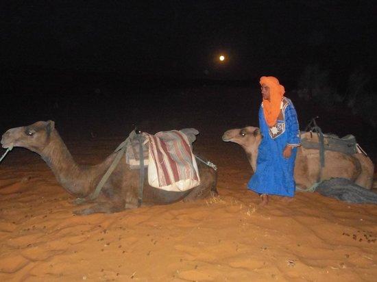Ksar Bicha: Tramonto berbero